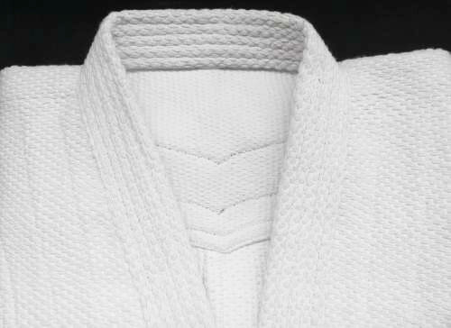 Former Aikido Gi, handmade, not existing anymore