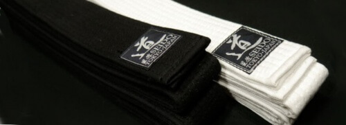 White and Black Belt Seido - Soft