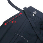 Hakama Personnalisation: Lateral évents Extention