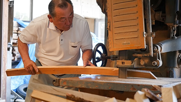 The Aramaki Bokken Workshop